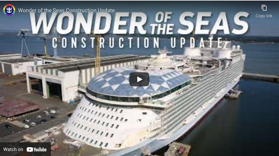 New Royal Caribbean Video Ieyenews